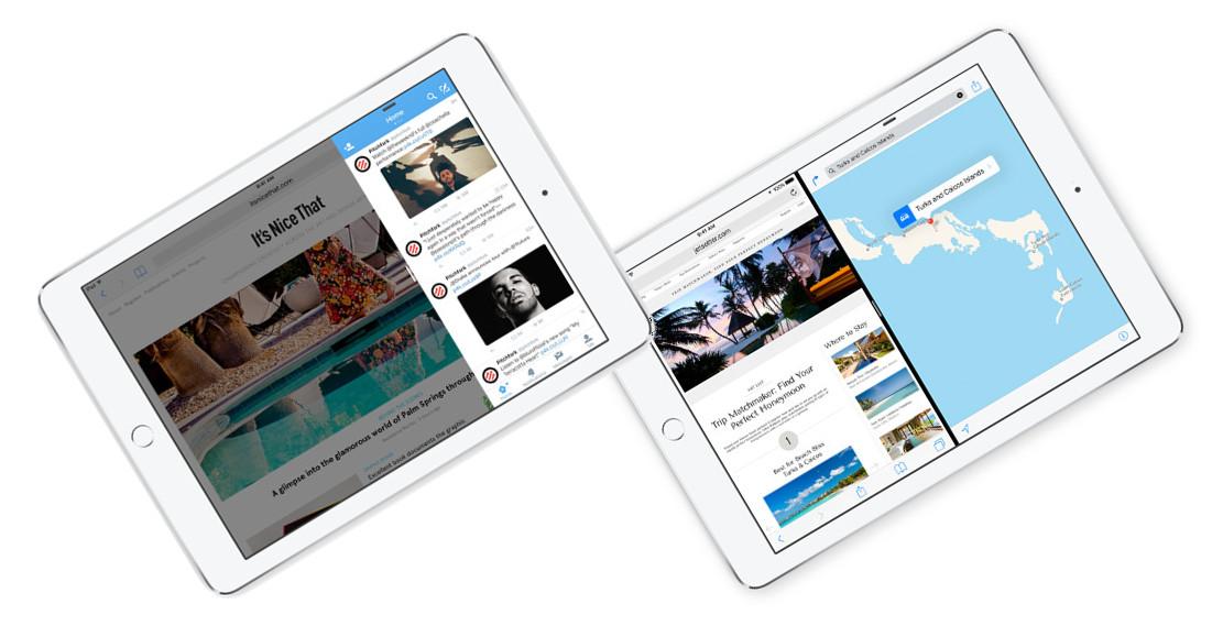 iPad hoes