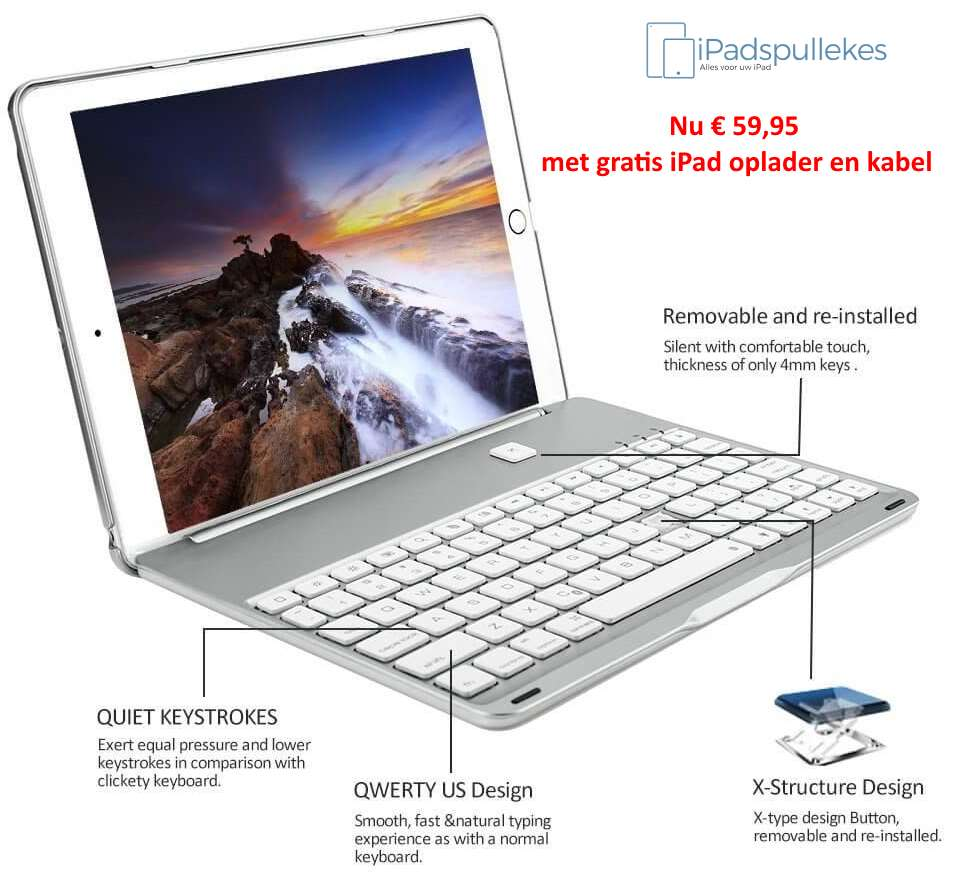 ipad toetsenbord koppelen