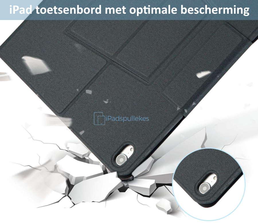 ipad toetsenbord met optimale bescherming