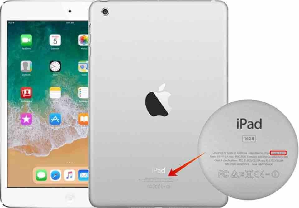 Welk iPad model heb ik?